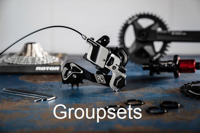 Rotor Groupsets