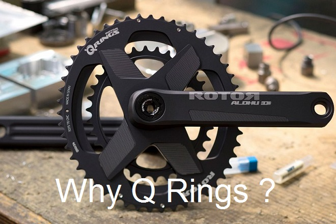 Why use Q rings ?